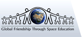 Global Friendship Through Space